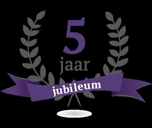 jubileum 5 jaar 5 jarig jubileum Smoke4Fun | Smoke4Fun jubileum 5 jaar